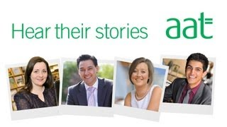 A career in accounting starts with AAT