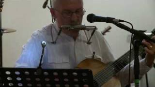 Bob Dylan - One too Many Mornings - performed by Steve Webb.mov