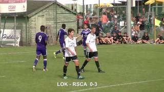 Nat. U15 Sporting Lokeren - RSC. Anderlecht - 10 september  2016