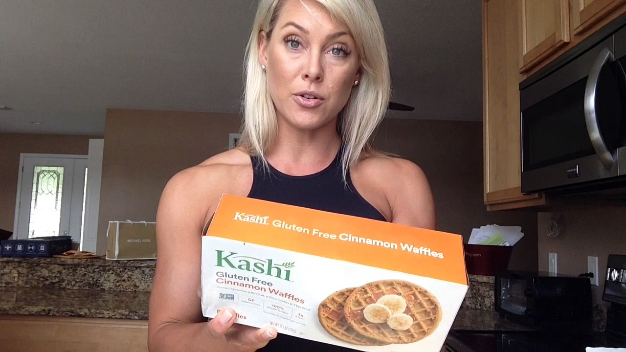 Flexible Dieting - Pre Workout Waffles? - By APD. Holly Baxter