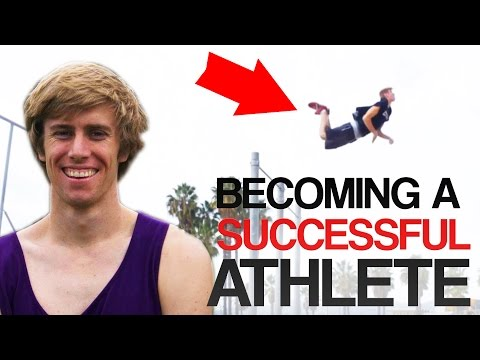 BECOMING A SUCCESSFUL ATHLETE ft. Alfred Scott
