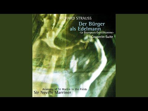 R. Strauss: Der Bürger Als Edelmann, Op.60, Orchestral Suite - 2. Menuett