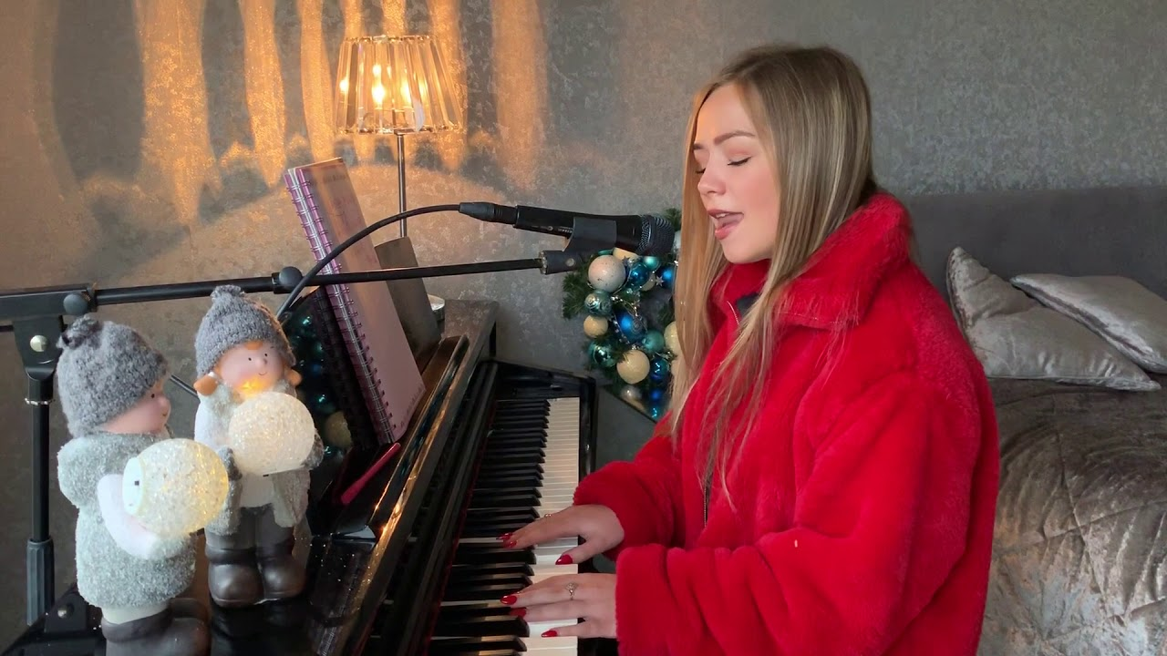 Elton John Christmas Song.Elton John Your Song Christmas Cover Connie Talbot