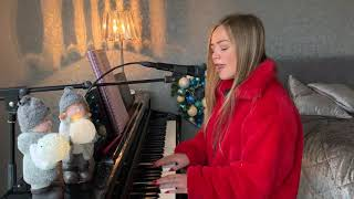 Elton John - Your Song - (Christmas Cover) - Connie Talbot