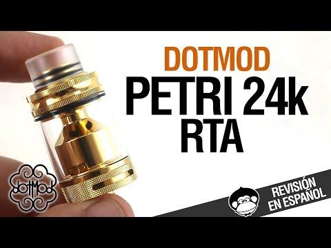 Petri 24k RTA by Dotmod - revision