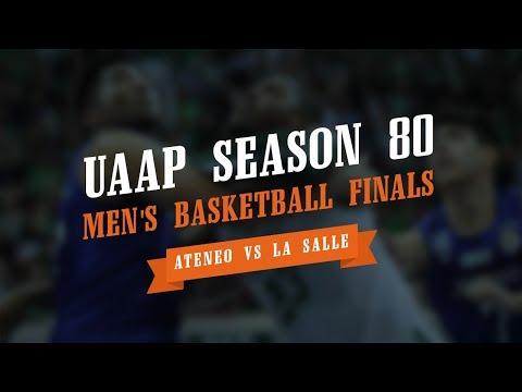 Sports wRAp: UAAP Season 80 Men's Basketball Finals Ateneo vs La Salle