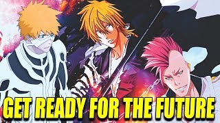 GET READY FOR THE FUTURE BANKAI LIVESTREAM CHARACTERS PREDICTION Bleach Brave Souls