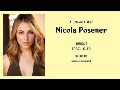 Download Nicola Posener Movies list Nicola Posener| Filmography of Nicola Posener