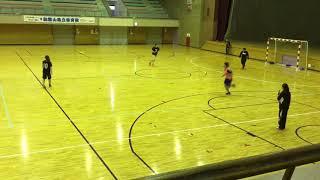 2019年春合宿 10分ゲーム vs奈良教③