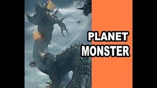 GODZILLA LIKE PLANET MONSTERS BEST SCIFI SHORT FILM (2018)