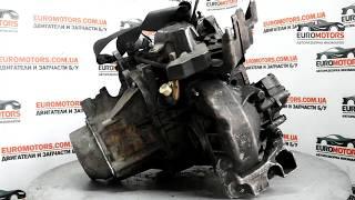 МКПП 20DM62 на Citroen Berlingo | 🚗 Euromotors Авторазборка иномарок