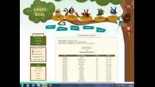 Найди Слова Птицы 8