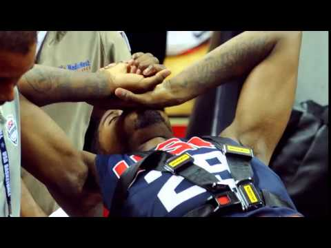 Pacers' Paul George suffers serious leg injury