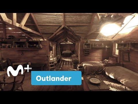 Outlander T3: Viaja al siglo XVIII  junto a Jamie y Claire y disfruta de una experiencia 360º