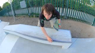 Mb Skatepark Clearout