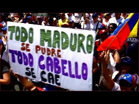 Venezuela: Pressure mounting on President Maduro