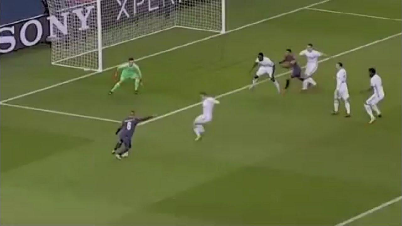 Marco Verratti Goal - Paris Saint-Germain vs Anderlecht - YouTube