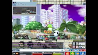 Maplestory: Road To Bishop - At MP3 (Level 60)