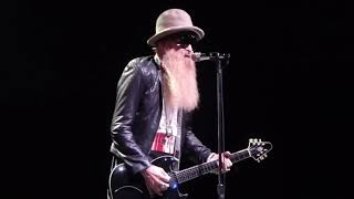 Billy F Gibbons - I Thank You → Jesus Just Left Chicago (Houston 11.09.18) HD thumbnail