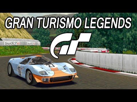 Gran Turismo Legends - Grand Valley Speedway
