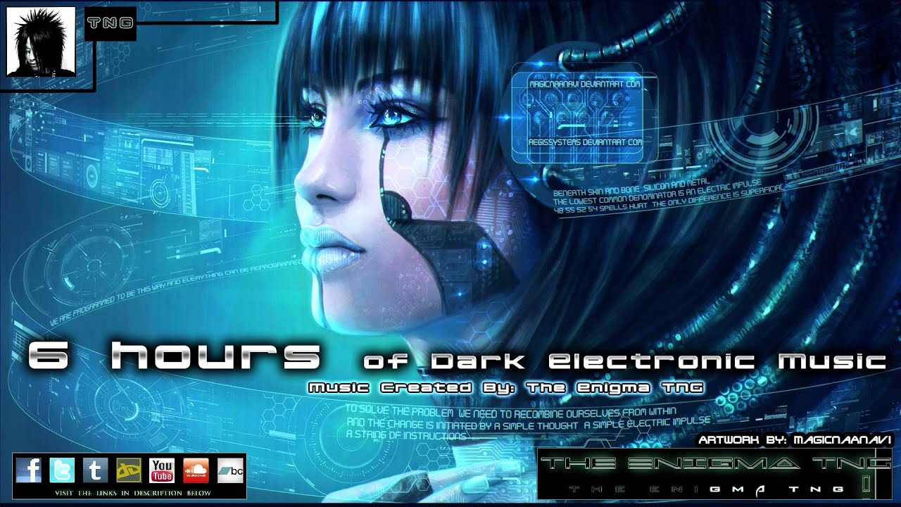 6 Hours of Dark Electronic Music - YouTube