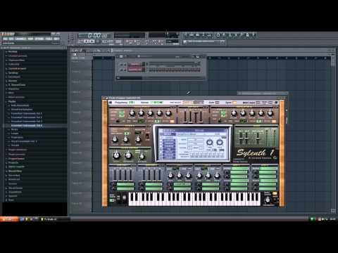 Sylenth1 : Sound Tutorial #18 - Standard Dubstep Wobble [Deutsch]