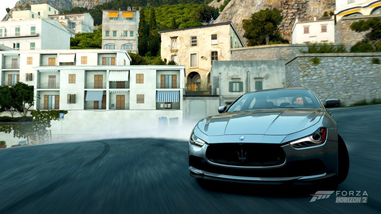 Forza Horizon 2 | Drifting NEW Maserati Ghibli Fast & Furious Edition
