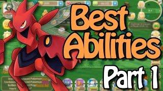 Best Abilities In Pokemon Part 1 - Hey Monster/Monster Park