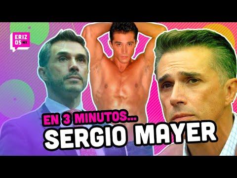 Sergio Mayer, sus polémicas, sus peleas y su trayectoria política | En 3 minutos