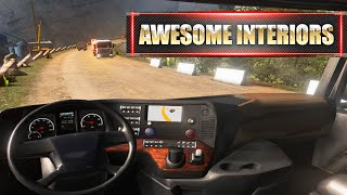 Euro Truck Evolution Simulator offroad Android Gameplay By Android Gaming screenshot 3