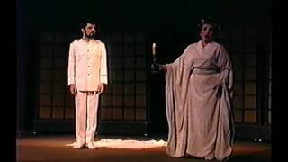 Madama Butterfly Love duet Bimba non piangere Viene la sera Gordana Jevtovic Dragoslav Ilic