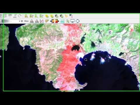 Using Sentinel-2 Imagery to Identify & Map Wildfire Events