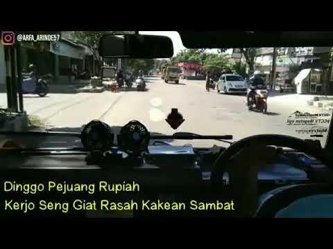 Setory Wa Versi Truk Kanggo Pejuang Rupiah