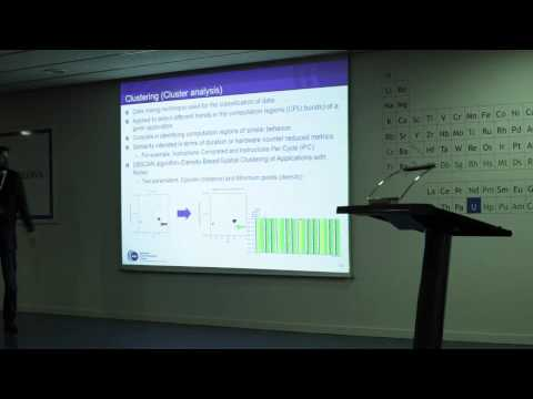 Miguel Castrillo (BSC)-Applying clustering and folding techniques on the NEMO global ocean model