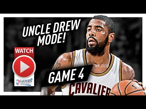 Kyrie Irving Full Game 4 Highlights vs Celtics 2017 Playoffs ECF - 42 Pts, UNCLE DREW!