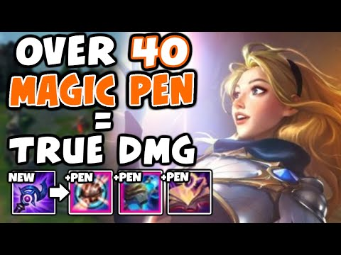 The NEW LUDENS gives SO MUCH MAGIC PEN | No MR = TRUE DAMAGE | S11 Lux Mid - League of Legends