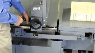 Bandsaw Precision Fence Demonstration