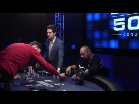 888poker WPT 500 London - Aspers Casino holding $1,000,000 GTD Final Table