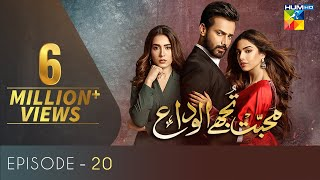 Mohabbat Tujhe Alvida Episode 20 | Eng Sub | Digitally Powered By Master Paints | HUM TV Drama