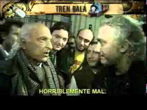 Argentinos por su nombre - Temporada 2 - Tren bala