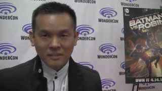 BATMAN VS. ROBIN (WonderCon 2015 World Premiere) - Interview With Jay Oliva