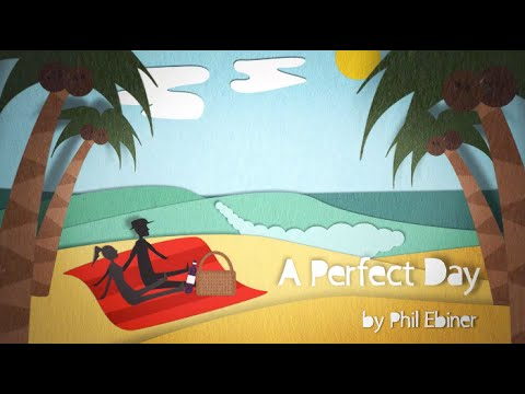 Paper Cutout Look in After Effects - A Perfect Day