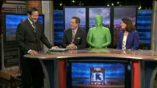 Weatherman gets pranked on April Fool's Day