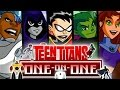 Download Teen Titans Go ! - One On One - Tenn Titans Games