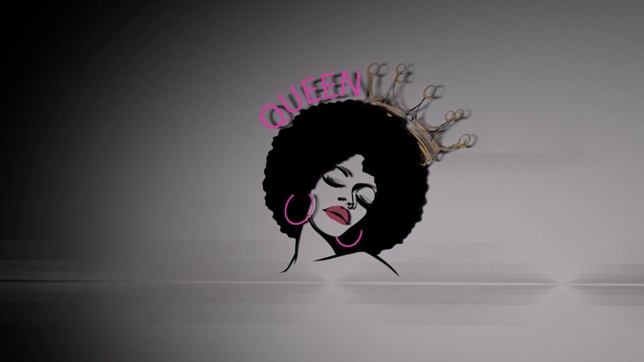 queen studio logo spin