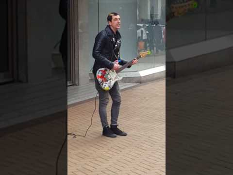 Green Day cover....Mansfield Notts ..guy is good