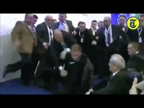 Failed Assassination Attempt of Ahmed Dogan in Sofia Bulgaria