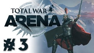 Let's Play Total War: Arena! - 10v10 Multiplayer Warfare - #3 [Sponsored]