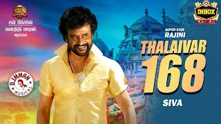 BREAKING: Thalaivar 168 MASSIVE Updates
