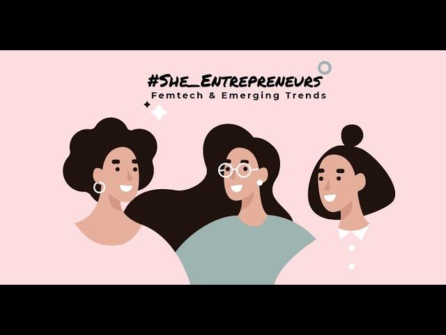 -MIT EF ISRAEL- She Entrepreneurs- Femtech & Emerging Trends Webinar  July 15,2020